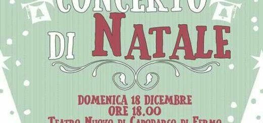 Domenica 18 Dicembre ore 18 - Teatro Nuovo di Capodarco di Fermo